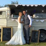 Van Chaud at Hafod Farm Weddings in Snowdonia