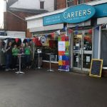 Carters of Reading CMP Brand Promo day