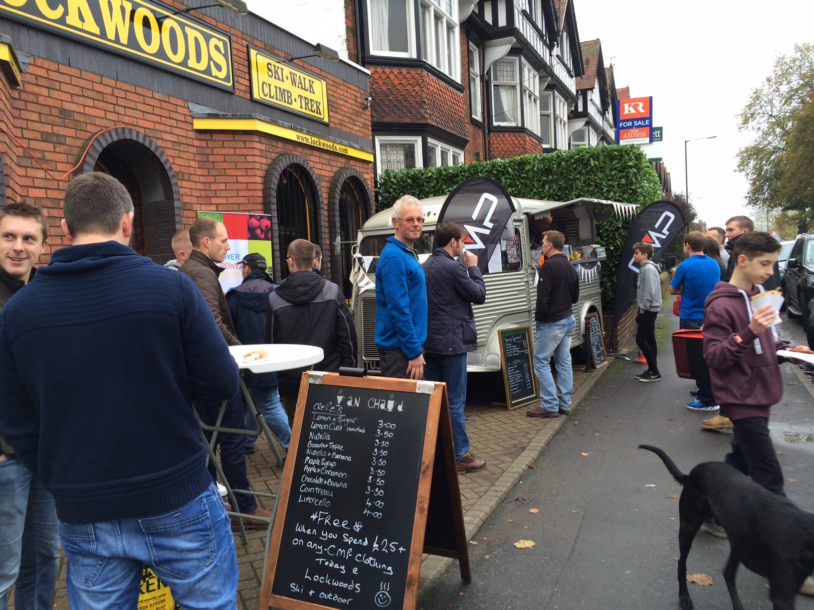 Lockwoods Ski & Outdoor Leamington Spa Brand Promo day