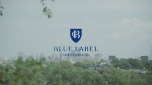 Van Chaud features in this commercial with Blue Label from Crestbridge Japan was shot in Victoria Park London, August 2015 as part of their Autumn marketing campaign
