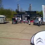 Citroen UK 2014 Millbrook test day