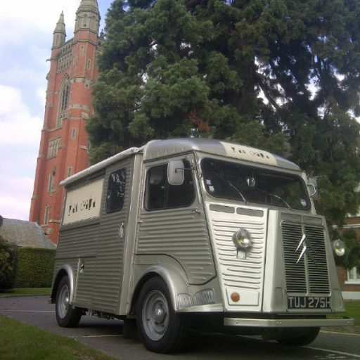 Princethorpe Collage in Warwickshire was the location for the Citroen 2CVGB National meeing in 2013