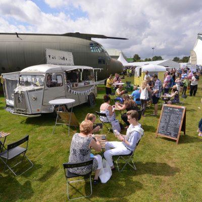 RAF Cosford Food Festival 2016