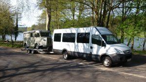 Van Chaud En route