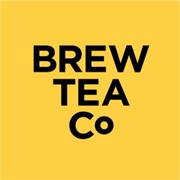 Brew tea Company Logo