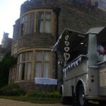 Van Chaud at Whitney Court Wedding Venue Hereford