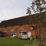 Van Chaud at Godwick Great barn Norfolk