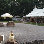 Van Chaud at Brosterfield Farm Wedding Venue