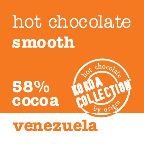 Kokoa Collection Venezuela Hot chocolate